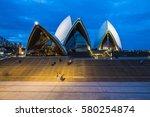 sydney   november 14  the...   Shutterstock . vector #580254874