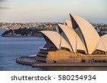 sydney   november 14  the...   Shutterstock . vector #580254934