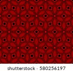 decorative wallpaper design in... | Shutterstock . vector #580256197