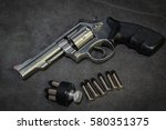 .38  Revolver With Ammunition...
