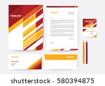 abstract geometric background... | Shutterstock .eps vector #580394875