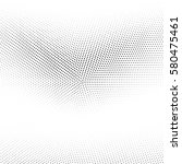 grunge halftone background.... | Shutterstock .eps vector #580475461