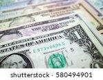 Us Dollar Cash Banknote Money