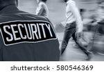 label inscription on the... | Shutterstock . vector #580546369
