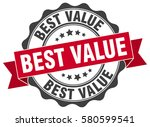 best value. stamp. sticker.... | Shutterstock .eps vector #580599541