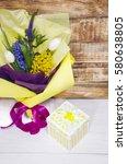 Beautiful Bouquet In Yellow...
