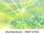 green abstract background | Shutterstock . vector #58071553