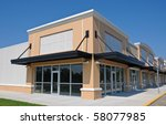 new commercial  retail and... | Shutterstock . vector #58077985