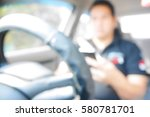 picture blurred  for background ... | Shutterstock . vector #580781701