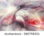 genesis. abstract color... | Shutterstock . vector #580798531