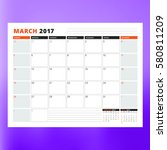 Calendar Template For March...