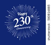 Happy 230th Anniversary. With...