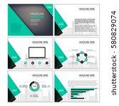 multipurpose template for...   Shutterstock .eps vector #580829074