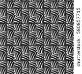 monochrome seamless pattern...   Shutterstock .eps vector #580857715