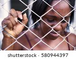 social issues  abuse and... | Shutterstock . vector #580944397