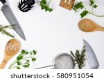 concept idea for advertising or ... | Shutterstock . vector #580951054