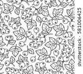 adult coloring book page design ...   Shutterstock .eps vector #581006425