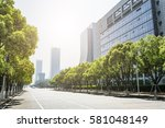 modern buildings | Shutterstock . vector #581048149