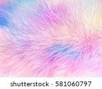 Pastel Fur Pattern Background