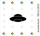 pictogram ufo icon