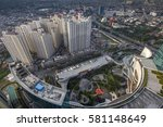 jakarta officially the special... | Shutterstock . vector #581148649