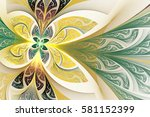 Fractal Flower Or Butterfly...
