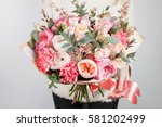collection of different... | Shutterstock . vector #581202499