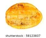 roasted potato   Shutterstock . vector #58123837