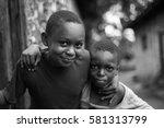 editorial use. even facing poor ... | Shutterstock . vector #581313799
