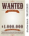 wanted western movie poster ...