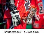 lacrosse | Shutterstock . vector #581365531