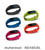 vector illustration of sport... | Shutterstock .eps vector #581430181