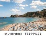 Beach Near Taormina  Sicily ...