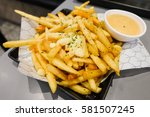 French Fries With Powder Chees...