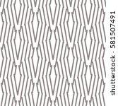 seamless pattern   modern... | Shutterstock .eps vector #581507491