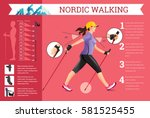 vector illustrated infographics ...   Shutterstock .eps vector #581525455