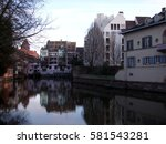strasbourg  france   december... | Shutterstock . vector #581543281