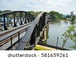Historically Old Train Bridge...