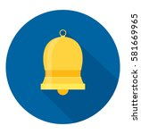 bell icon. web site page and...