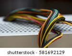 Many Colorful Wires