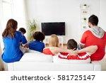 friendship  leisure  sport ... | Shutterstock . vector #581725147