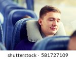 transport  tourism  road trip... | Shutterstock . vector #581727109