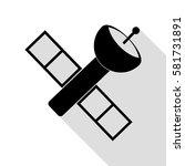 satellite sign illustration....