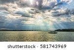 Rays On Hoai River   Hoi An...