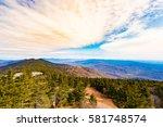 Mount Mitchell  North Carolina