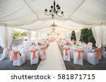 Wedding Banquet Hall Decorated...