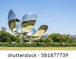 buenos aires argentina   dec....   Shutterstock . vector #581877739