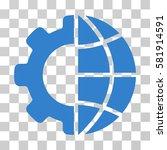 international manufacture... | Shutterstock .eps vector #581914591