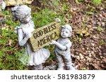 Religious Figurine Of Kids...