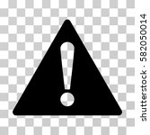 warning vector icon....